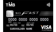 บัตรเครดิตฟรีค่าธรรมเนียม