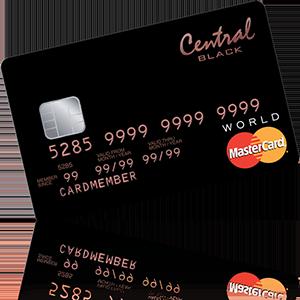 บัตรเครดิตเซ็นทรัลการ์ด