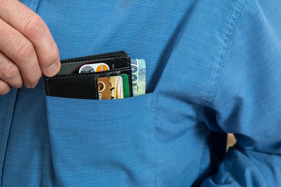 กระเป๋าเงิน-บัตรกรุงศรีเฟิร์สช้อยส์